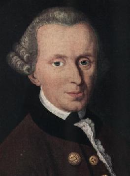 Seldom.. kant was an asshole