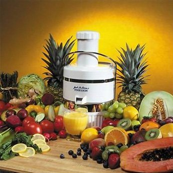 The Jack LaLanne Power Juicer